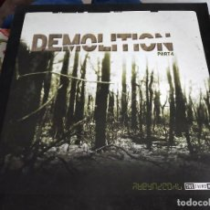 "Discos de vinilo: VARIOUS - DEMOLITION PART4 (12"", SMPLR) SELLO:THE THIRD MOVEMENT T3RDM0063. VG+ / NEAR MINT. Lote 252695325"