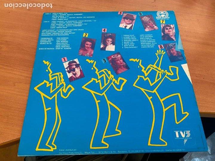 Discos de vinilo: JUDES XANGUET I LES MANIQUINS MAXI ESPAÑA 1989 (B-26) - Foto 3 - 252699635