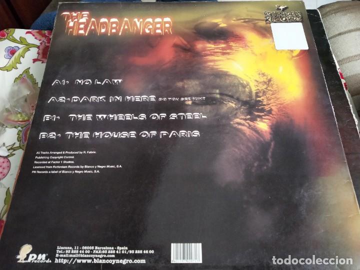 "Discos de vinilo: The Headbanger - The Third Torture (12"") Sello:PN Records Cat. nº: PNMX 47. VG / VG+ - Foto 2 - 252700205"