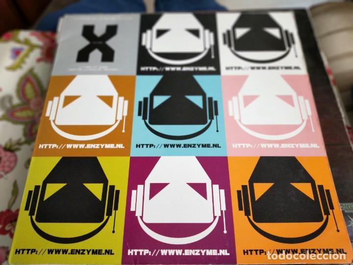 "VARIOUS - THE FUCKED UP EDITION (12"", LTD, CLE) SELLO:ENZYME X CAT. Nº: ENZYME X 13. VG+ / VG+ (Música - Discos de Vinilo - Maxi Singles - Punk - Hard Core)"