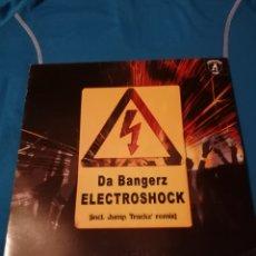 Discos de vinilo: DA BANGERZ ELECTROSHOCK JUMP TRACKZ LP JUMPSTYLE. Lote 252706850