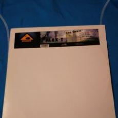 Discos de vinilo: ALEX-T THE BEATS CORROSIVE LP JUMPSTYLE DANCE. Lote 252707660
