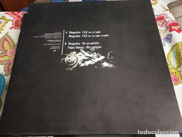 """Discos de vinilo: Meagashira - Les Mélodies Chic (12"""") Enzyme Records, Enzyme Records ENZYME 15,BUEN ESTADO. NM / NM - Foto 2 - 252713535"""