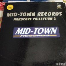 "Discos de vinilo: VARIOUS - MID-TOWN RECORDS HARDCORE COLLECTION 2 (12"") SELLO:CENTRAL ROCK RECORDS CRMX 18. VG+ / VG+. Lote 252714385"
