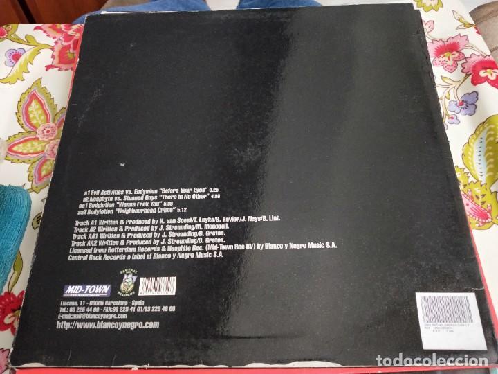 """Discos de vinilo: Various - Mid-Town Records Hardcore Collection 2 (12"""") Sello:Central Rock Records CRMX 18. VG+ / VG+ - Foto 2 - 252714385"""