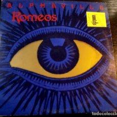 Discos de vinil: ALPHAVILLE - ROMEOS MAXI SINGLE USA 1989. Lote 252714465