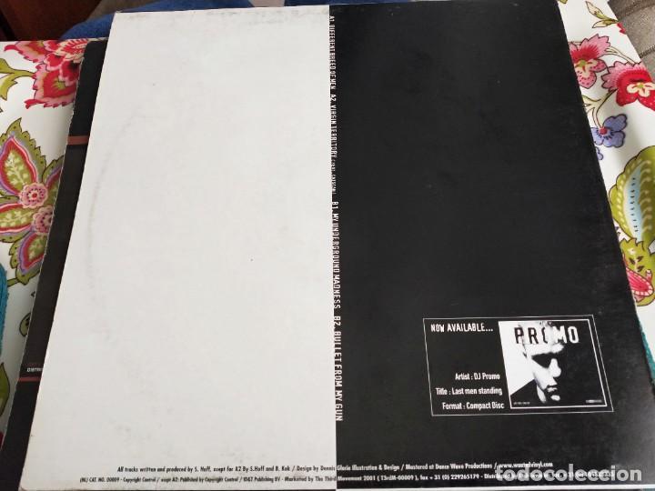 """Discos de vinilo: Promo - Promofile Classic 009 - Different Breed Of Man (12"""", RE) Sello:The Third Movement . VG / VG+ - Foto 2 - 252714670"""