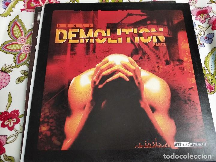 "VARIOUS - HUMAN DEMOLITION PART3 (12"", SMPLR) SELLO:THE THIRD MOVEMENT CAT. Nº: T3RDM0053. VG+ / NM (Música - Discos de Vinilo - Maxi Singles - Punk - Hard Core)"