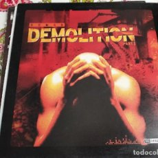 "Discos de vinilo: VARIOUS - HUMAN DEMOLITION PART3 (12"", SMPLR) SELLO:THE THIRD MOVEMENT CAT. Nº: T3RDM0053. VG+ / NM. Lote 252715085"