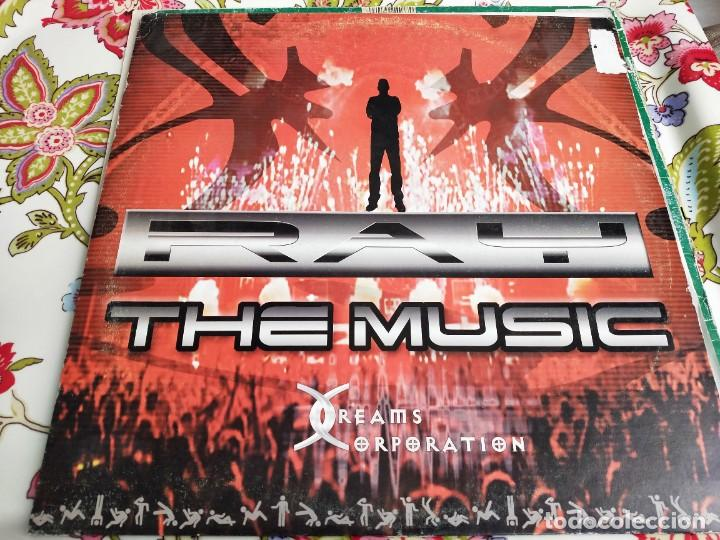 "DJ RAY (3) - THE MUSIC (12"") SELLO:DREAMS CORPORATION CAT. Nº: DC014. VG+ / VG (Música - Discos de Vinilo - Maxi Singles - Punk - Hard Core)"