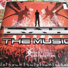 "Discos de vinilo: DJ RAY (3) - THE MUSIC (12"") SELLO:DREAMS CORPORATION CAT. Nº: DC014. VG+ / VG. Lote 252715550"