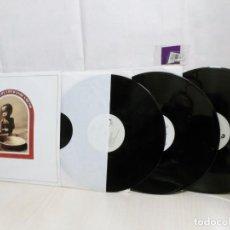 Disques de vinyle: THE CONCERT FOR BANGLA DESH----3LP----1971--1991--EPIC--SONY MUSIC--MADRID-. Lote 252739665