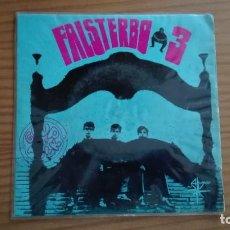 Discos de vinilo: FALSTERBO 3 EP TOTA LA TRISTOR + 3 ALS 4 VENTS 1968. Lote 252767545