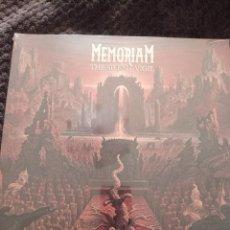 Discos de vinilo: MEMORIAM - THE SILENT VIGIL LP. Lote 252767675