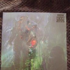 Discos de vinilo: ANGELUS APATRIDA - GIVE 'EM WAR LP. Lote 252768115