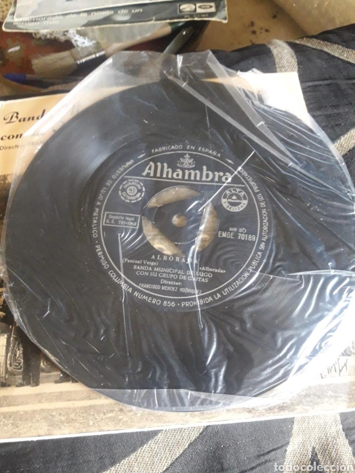 Discos de vinilo: Antiguo vinilo, Banda Municipal de Lugo, a estrenar - Foto 3 - 252772075