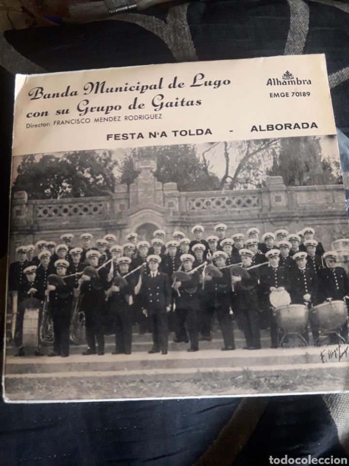 ANTIGUO VINILO, BANDA MUNICIPAL DE LUGO, A ESTRENAR (Música - Discos de Vinilo - Maxi Singles - Country y Folk)