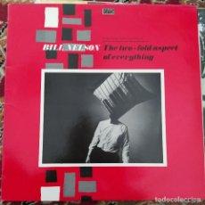 Discos de vinilo: BILL NELSON - THE TWO-FOLD ASPECT OF EVERYTHING (2XLP, ALBUM) (COCTEAU RECORDS) JC 10 (1984/UK). Lote 252775355