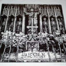 Discos de vinilo: LP HATESPAWN - ABYSSIC CONQUERORS. Lote 252778965