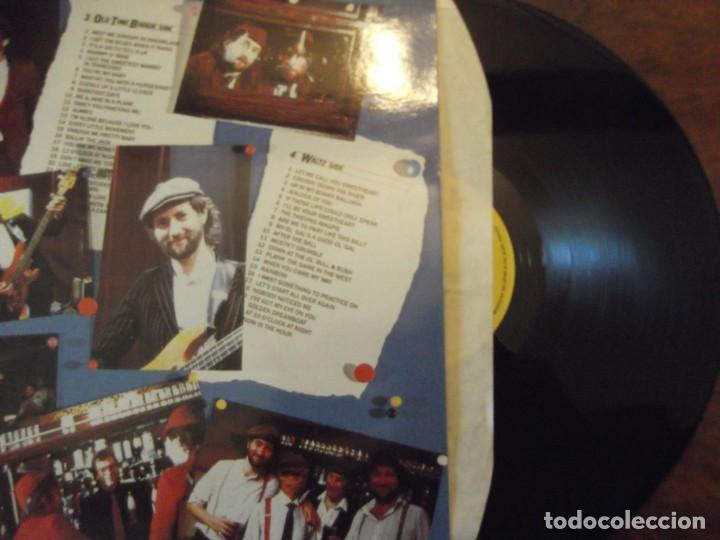 Discos de vinilo: Doble DISCO LP CHAS & DAVE´S Con 100 temas / 2 records-set Incluye libro temas Rockney Records 1985 - Foto 4 - 252788090