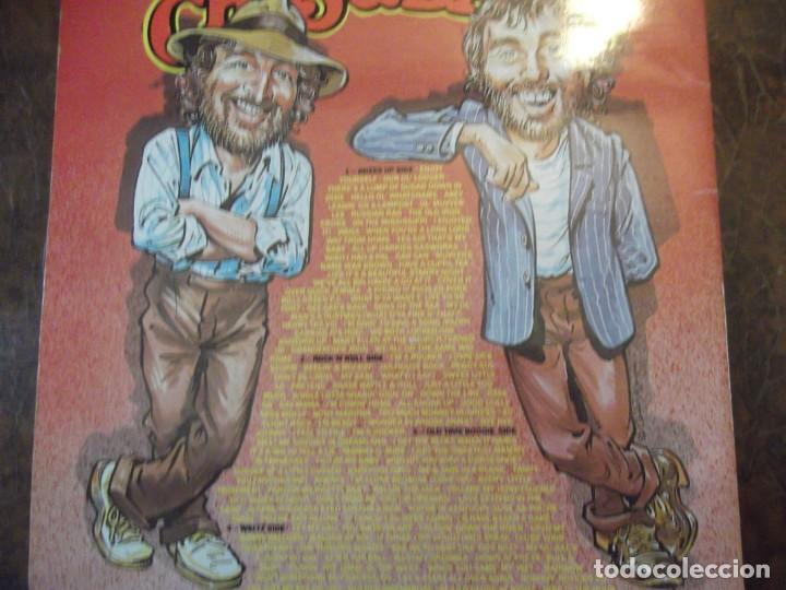 Discos de vinilo: Doble DISCO LP CHAS & DAVE´S Con 100 temas / 2 records-set Incluye libro temas Rockney Records 1985 - Foto 5 - 252788090