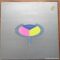 Dischi in vinile: YES - 90125 (LP) 1983. Lote 252804960