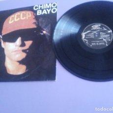 Discos de vinilo: CHIMO BAYO. - ASI ME GUSTA A MI. DIRECTO - ESTO SE MUEVE VALENCIA - LP. TDKDA34. Lote 252844805