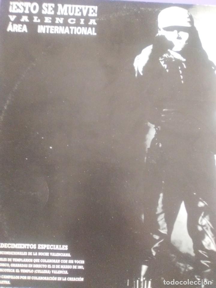 Discos de vinilo: CHIMO BAYO. - ASI ME GUSTA A MI. DIRECTO - ESTO SE MUEVE VALENCIA - LP. TDKDA34 - Foto 6 - 252844805