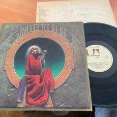 Disques de vinyle: GRATEFUL DEAD (BLUES FOR ALLAH) LP ESPAÑA 1975 (B-26). Lote 252858525