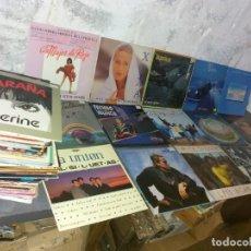 Disques de vinyle: LOTAZO DE MAXI Y LP VARIADOS. Lote 252867725