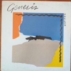 Dischi in vinile: GENESIS - ABACAB (LP) 1981. Lote 252881320