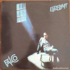 Discos de vinil: FALCO - EINZELHAFT (LP) 1982. Lote 252901560