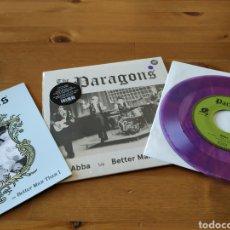 "Disques de vinyle: THE PARAGONS - ABBA (7"", LTED. NÚM. COLOR). Lote 252906965"