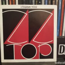 Dischi in vinile: ZZ TOP - I THANK YOU. Lote 252915365