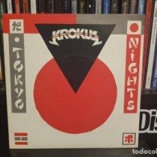 Dischi in vinile: KROKUS - TOKYO NIGHTS. Lote 252916470