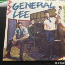Disques de vinyle: GENERAL LEE. Lote 252967400