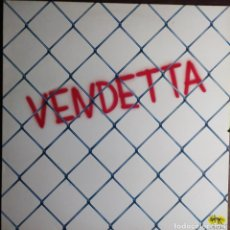 """Discos de vinilo: 12"""" VENDETTA - VENDETTA - SALAMANDRA SD 202 - SPAIN PRESS - MAXI (EX+/EX). Lote 252967815"""