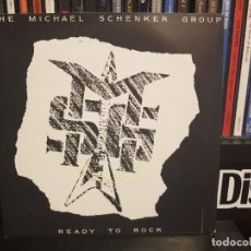 Dischi in vinile: THE MICHAEL SCHENKER GROUP - READY TO ROCK. Lote 252974030