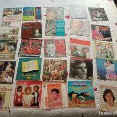 Discos de vinilo: LOTE DE 60 EP SINGLES VARIADOS. Lote 252994865