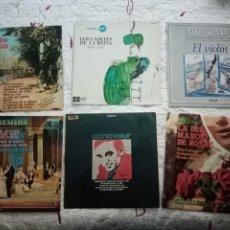 Discos de vinilo: LOTE DE 73 VINILOS. Lote 252997420