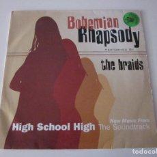 "Discos de vinilo: THE BRAIDS - BOHEMIAN RHAPSODY (12""). Lote 253014515"