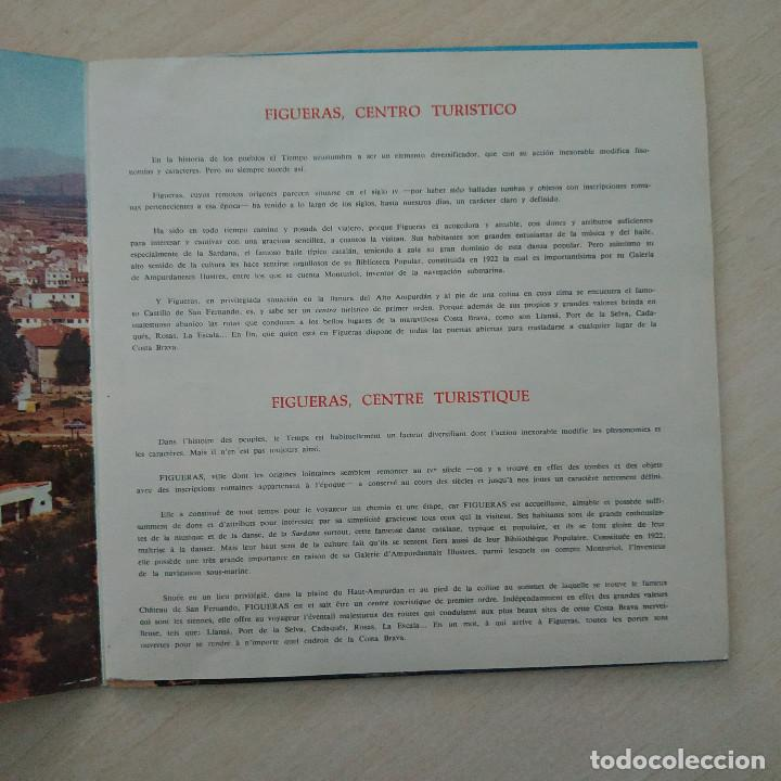 Discos de vinilo: COBLA GIRONA - SARDANAS EN FIGUERAS - EP REGAL 1963 PORTADA ABIERTA CON LIBRETO INTERIOR - Foto 3 - 253026535