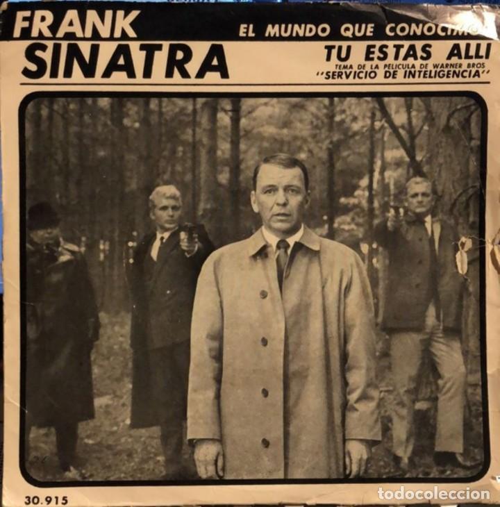 Discos de vinilo: Dos sencillos argentinos de Frank Sinatra - Foto 2 - 35834438