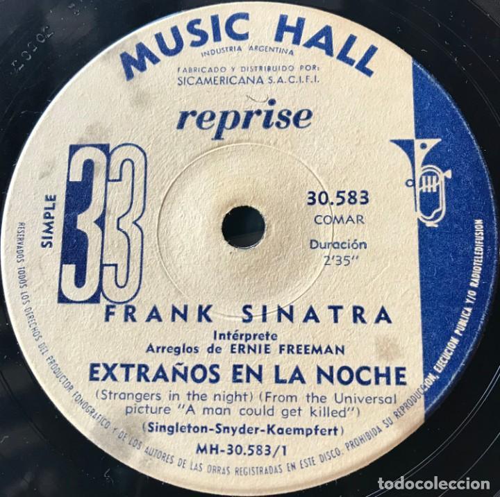 Discos de vinilo: Dos sencillos argentinos de Frank Sinatra - Foto 3 - 35834438