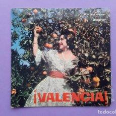 Discos de vinilo: DISCO VINILO SINGLE VALENCIA UNION MUSICAL LIRIA HIMNO REGIONAL DISCOPHON. Lote 253094260