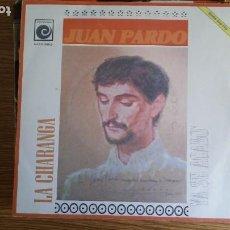 Discos de vinilo: ** JUAN PARDO - LA CHARANGA / YA SE ACABÓ - SG AÑO 1969 - LEER DESCRIPCIÓN. Lote 253096825