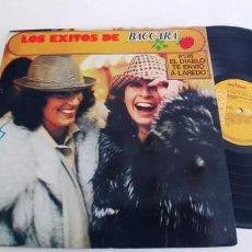 Disques de vinyle: BACCARA-LP LOS EXITOS. Lote 253126130