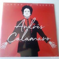 Discos de vinilo: ANDRES CALAMARO LP CARGAR LA SUERTE 2018 NUEVO PRECINTADO LOS RODRIGUEZ ARIEL ROT. Lote 253130420