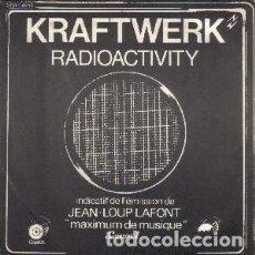 Disques de vinyle: KRAFTWERK RADIOACTIVITY. Lote 253155730