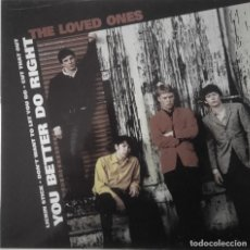 Discos de vinilo: THE LOVED ONES...YOU BETTER DO RIGHT. (LAZY EYE 1994) SPAIN.. Lote 253160825